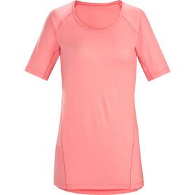 Arc'teryx Lana Naiset Lyhythihainen paita , vaaleanpunainen